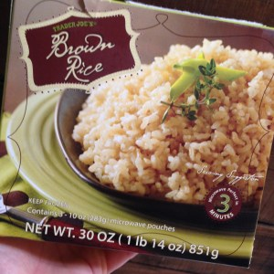 Trader Joes Brown Rice