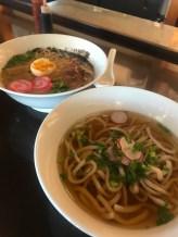 the best udon noodles I've ever had at Star Noodles!