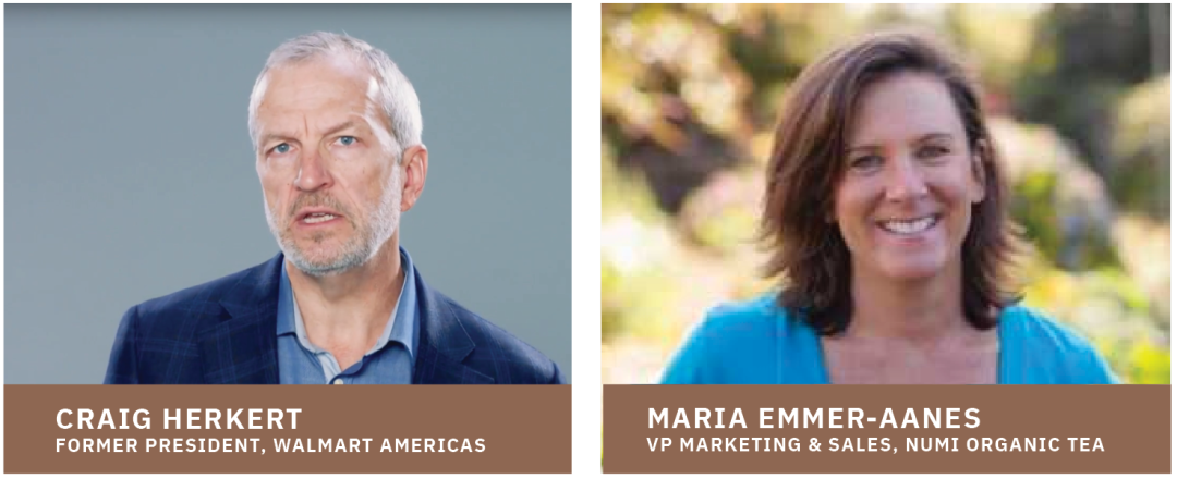 Craig Herkert and Maria Emmer-Aanes join Transparent Path advisory board