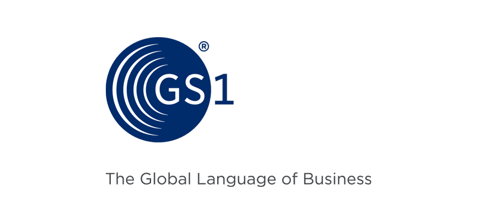 Logo for GS1