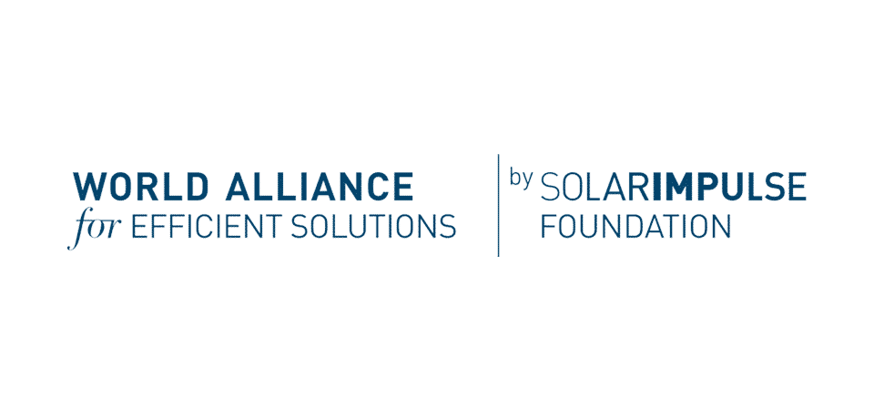 Logo for Solar Impulse Foundation