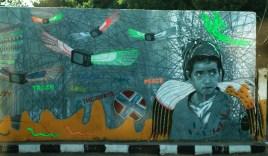 Graffiti in Luxor
