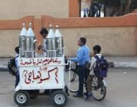 Luxor boys at the tea cart
