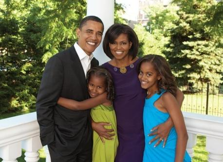 The Obamas 3