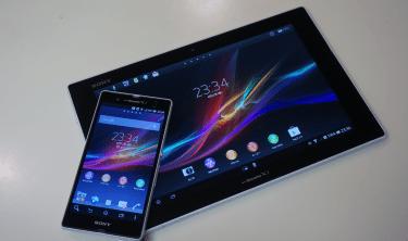 【Tablet Z】Wi-Fi版SGP312JPではなくドコモ版SO-03Eを買ったワケ