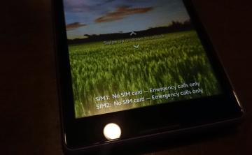 【C】2013年Xperia 3機種目のエントリーモデルは5インチ!:Xperia Cレビュー