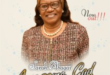 Photo of DOWNLOAD Music: Sarah Abagai – Awesome God
