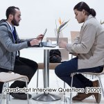 Gratis JavaScript Interview Froen [2020] Deel-2