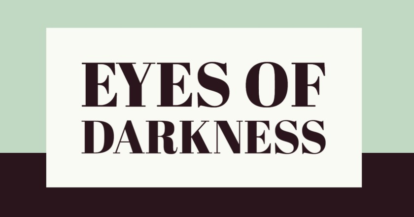 The Eyes of Darkness 1981 PDF