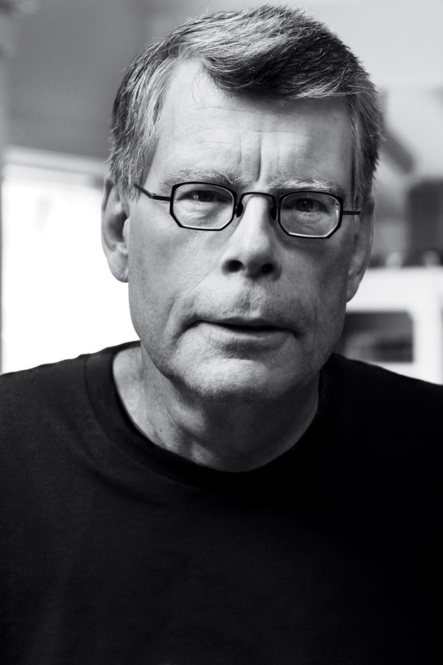 "Stephen King, Author of the book ""IT"""