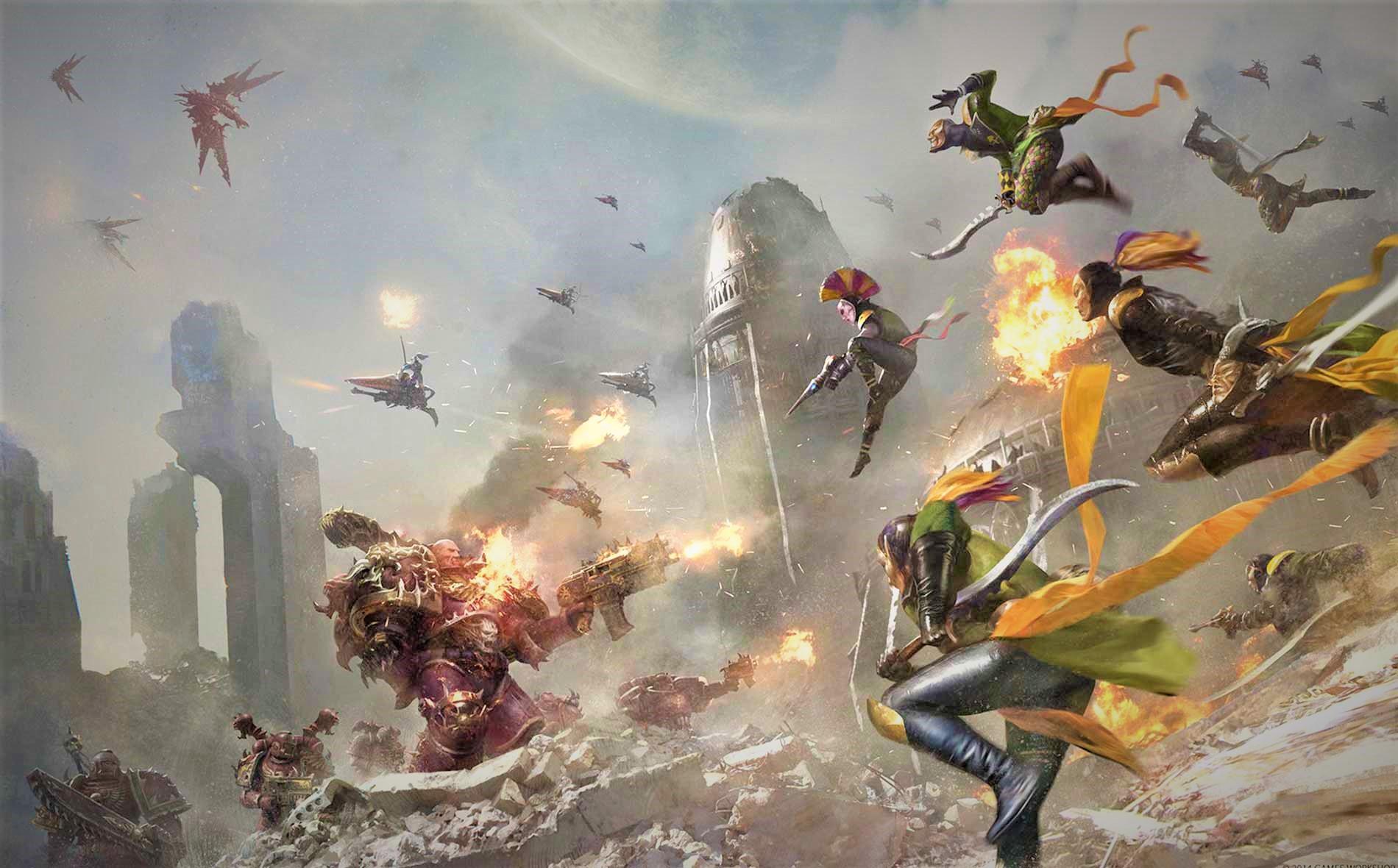 Warhammer 40k FAQs 2019 Part - 5 Shadespire