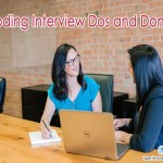 Coding Interview Dos an Don'ts