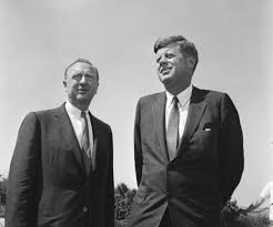 Image result for John F Kennedy and Boob Kennedy