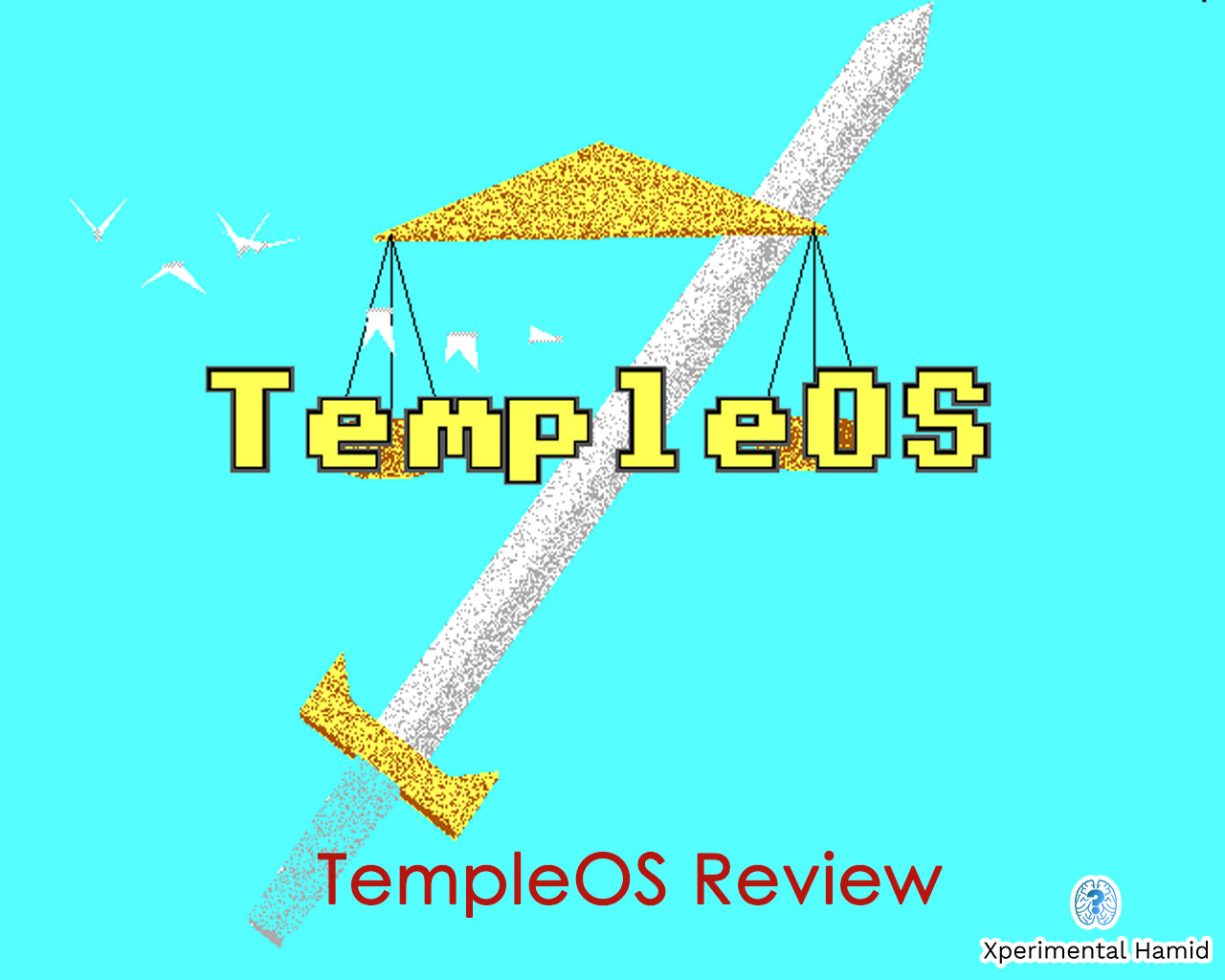 templeos review 2020