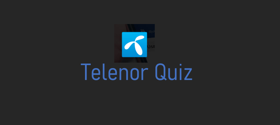 Telenor Quiz