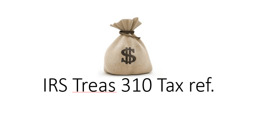 What is IRS Treas 310 Tax Ref? Stimulus Check or a Scam? [Explainer]