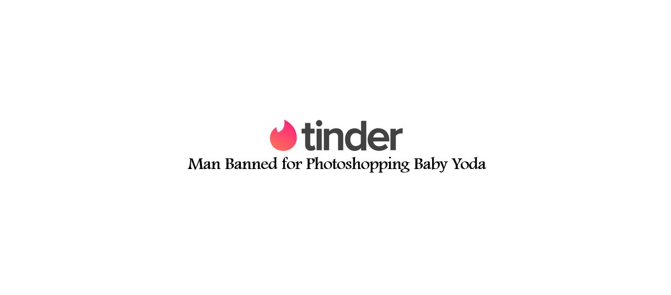 رجل ممنوع من التصوير Baby Yoda: Tinder Affairs