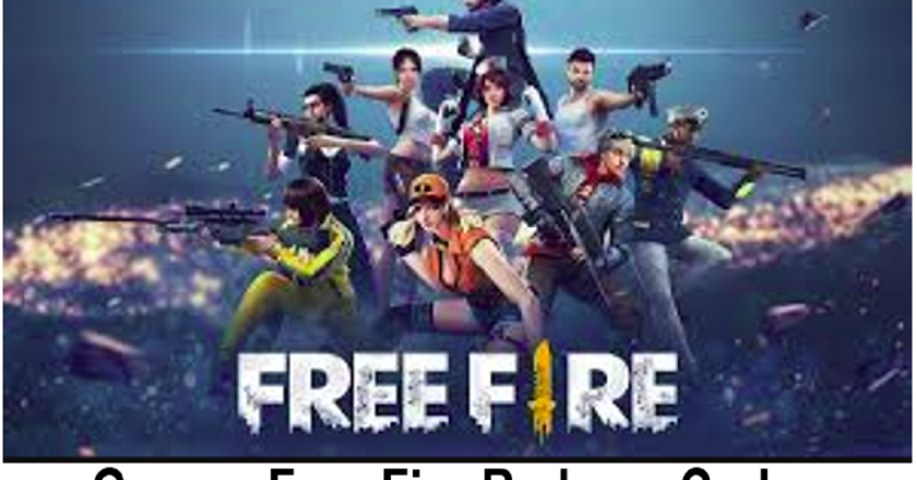 Garena Free Fire Redeem Codes For Player To Get Free In-Game Items