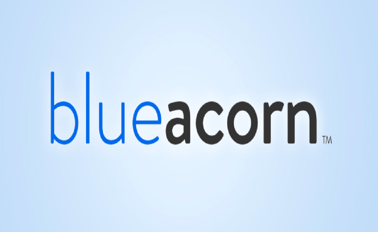 Blue Acorn Loan Vergebung