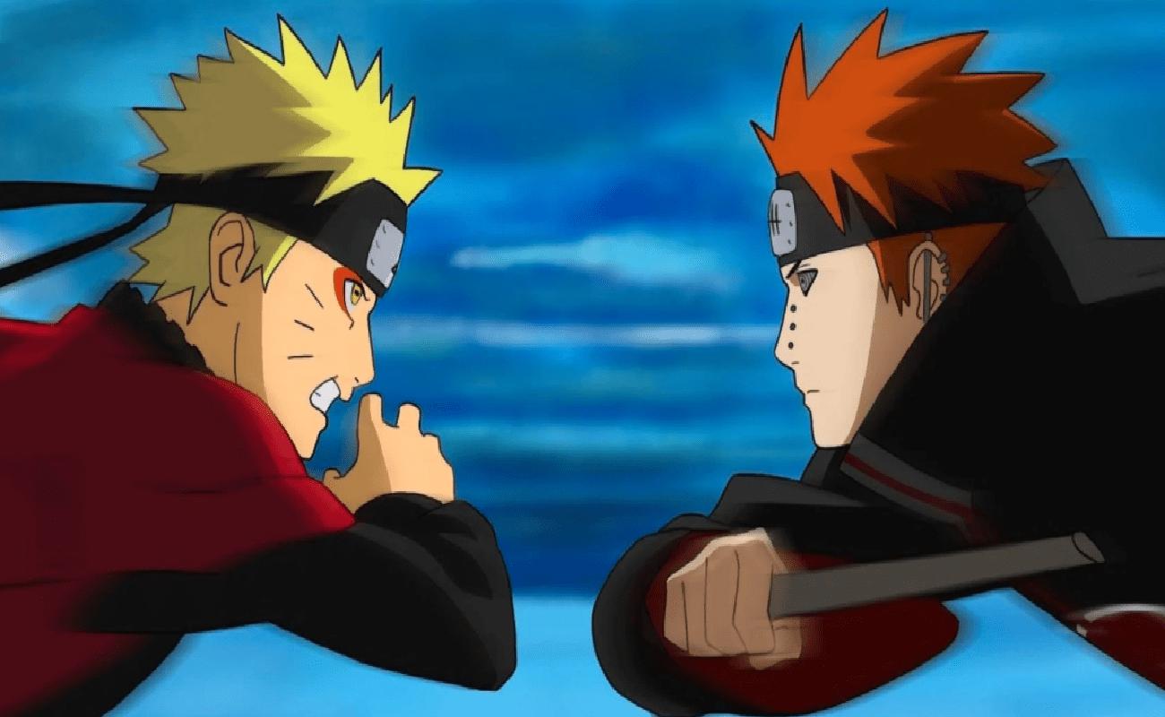 Naruto bojuje s bolestí