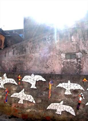 Morro das Sereias, Salvador 2007