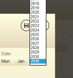 DatePicker Range in LightSwitch HTML Client (3/6)