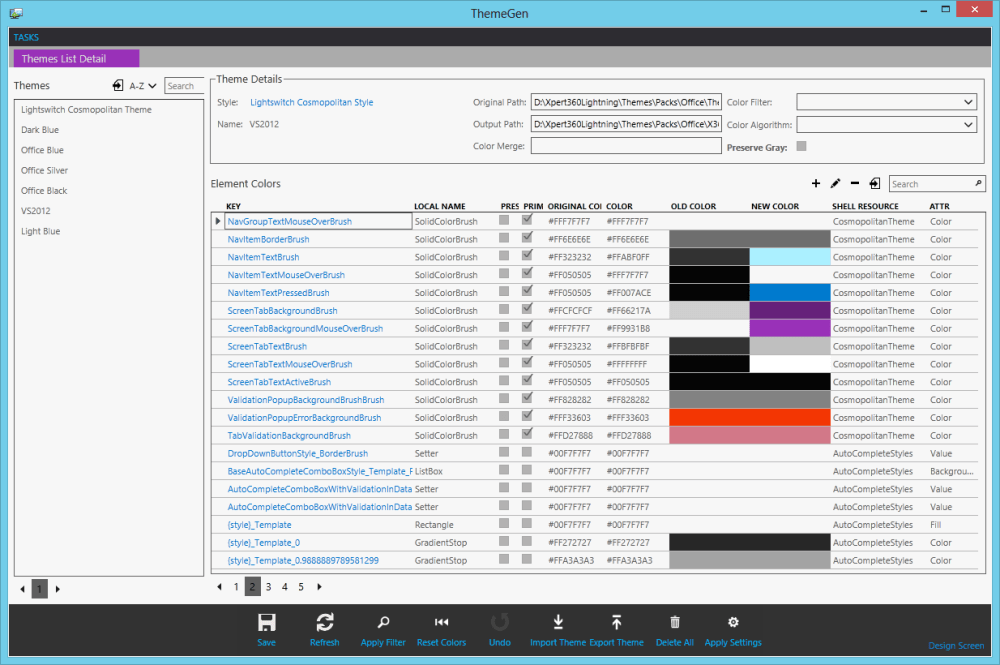 Second Look at LightSwitch in VS2013 Preview (3/5)