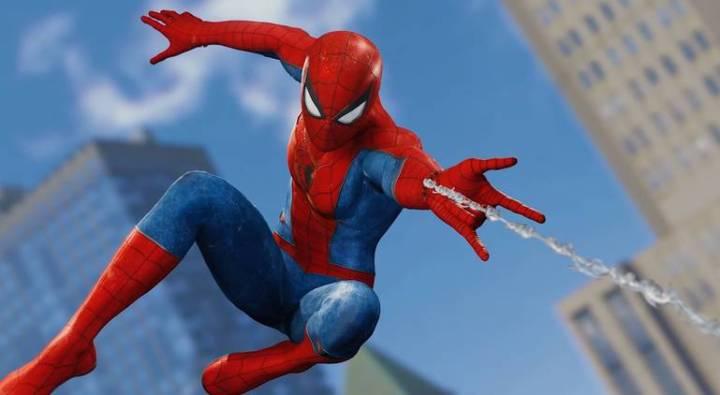 Spider-Man: Veja todos os trajes do jogo do Homem-Aranha - Traje Clássico Danificado
