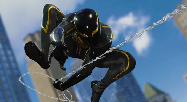 Spider-Man: Veja todos os trajes do jogo do Homem-Aranha - Traje Spider Armor MK 2