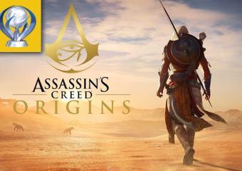 Assassin's Creed Origins: Guia de troféus para você platinar o jogo no PS4