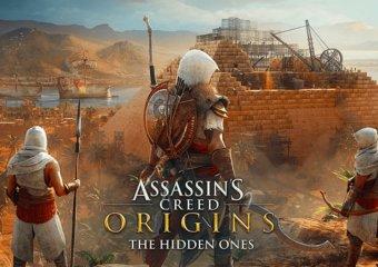 Assassin's Creed Origins Saiba tudo sobre a expansão Os Ocultos 1