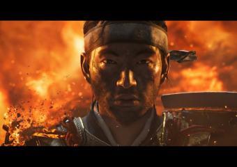 Ghost of Tsushima: Gameplay incrível é divulgado em 4K na E3 2018