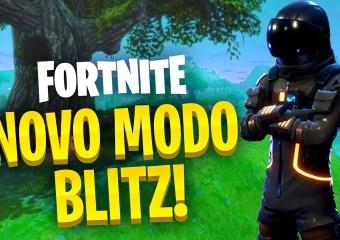 Modo Blitz de Fortnite faz sucesso com partidas de até 15 minutos Capa