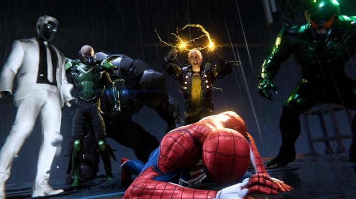 Vilões Spider-Man