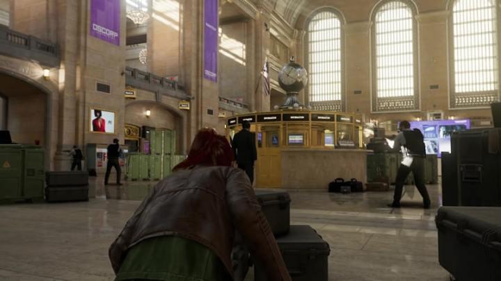 Mary Jane é um personagem controlável em Spider-Man