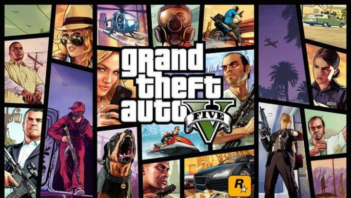 Top 5: Você sabe quais são os jogos mais populares da história, veja aqui! - GTA 5