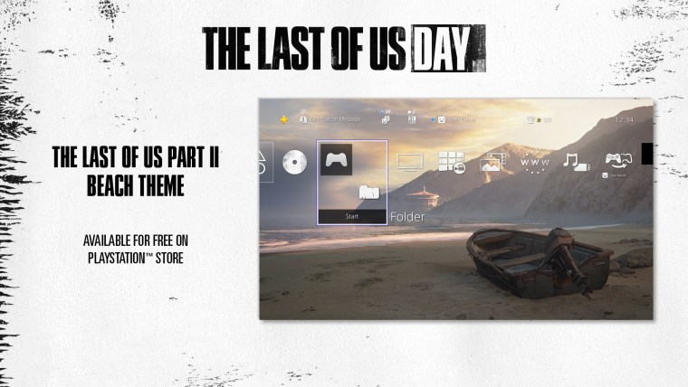 The Last of Us Day Theme