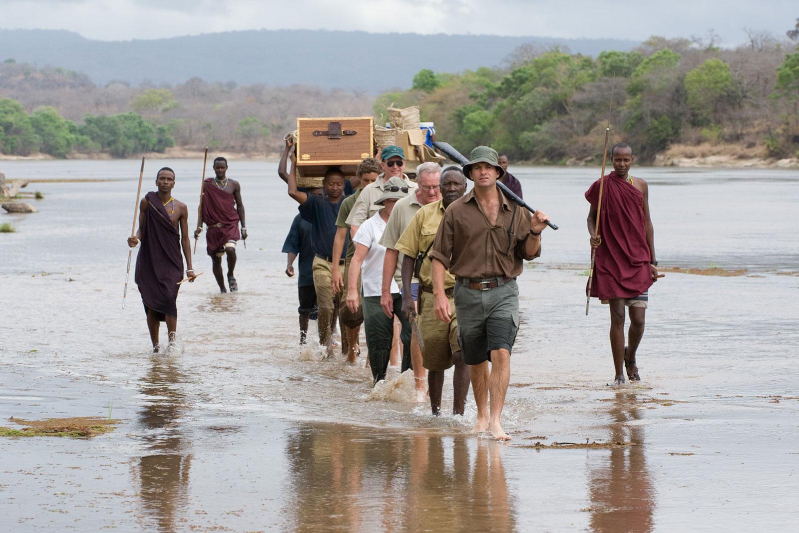 African Safari Nature Walks