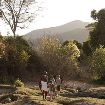 African Safari With Kids