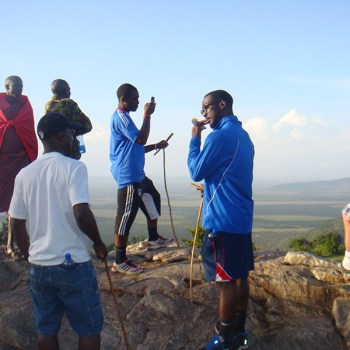 African Group Hiking Safaris