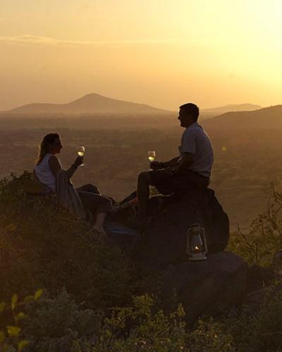 African Honeymoon Safari
