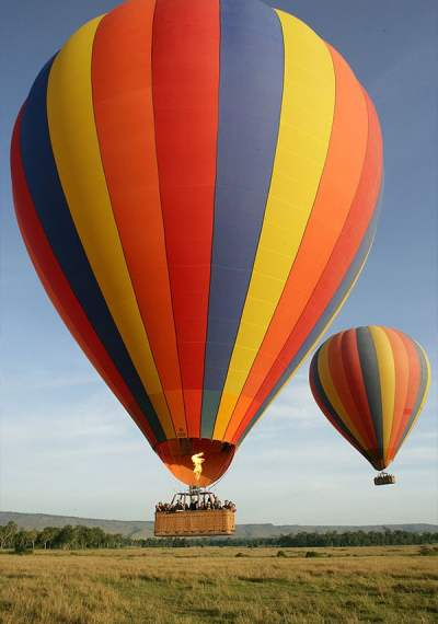 African Balloon Safaris