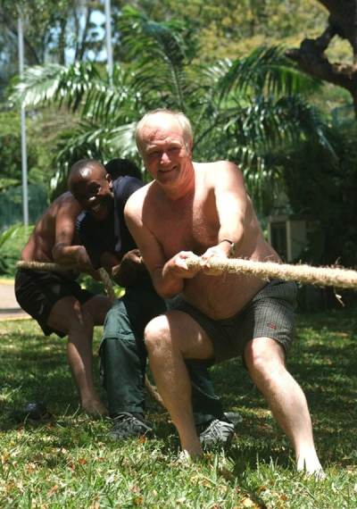 African Safari Adventure Games