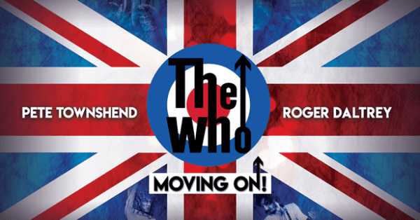 THE WHO ANNOUNCE 2019 NORTH AMERICAN MOVING ON!