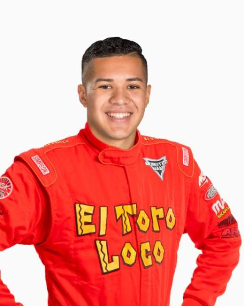 Interview with El Toro Loco driver Elvis Lainez