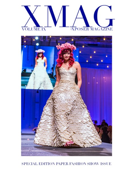 15th Annual Paper Fashion Show