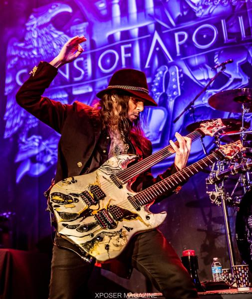 Sons Of Apollo Steal the Stage at the Oriental Theater