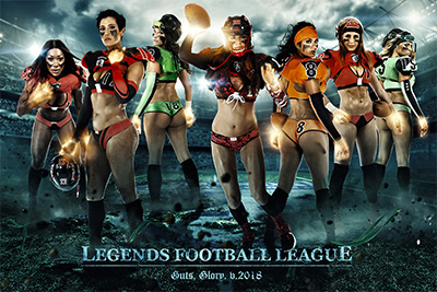 Legends Football League Denver Dream will return to Budweiser Events Center