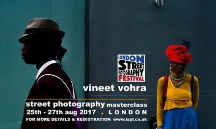Vineet Vohra – London MasterClass