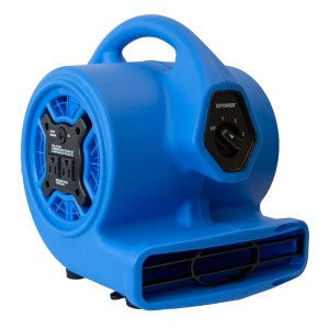 P-100A Compact Air Mover with Daisy Chain